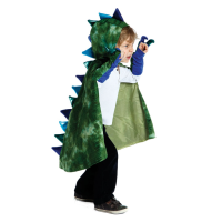 Mantie Dragon cu gheare 4 - 6 ani