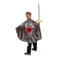 Mantie reversibila Dragon  - Cavaler 4 - 6 ani