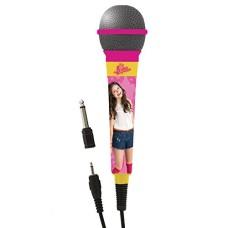 Microfon Soy Luna