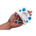 Mini drona 2fast2fun cu lumini LED