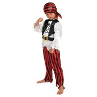 Costum de pirat pentru copii