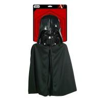 Pelerina si masca Darth Vader