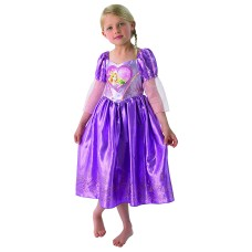 Rochita Rapunzel varsta 7 - 8 ani