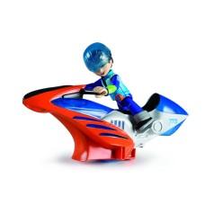 Miles si vehiculul spatial (personaj inclus)