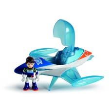Nava Photon a lui Miles, cu figurina inclusa