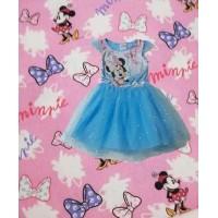 Rochie Minnie Mouse cu fusta din voal, fete, 3 - 8 ani