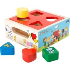 Cutia cu forme de sortat ale lui Snoopy