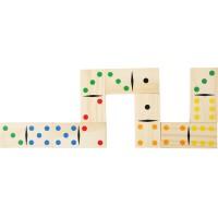 """Domino din lemn """"Giant"""""""